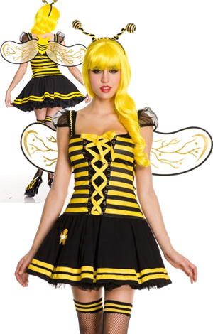コスチューム LML70416 Sexy Honey Bee Costume
