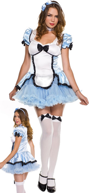 コスチューム LML70316 Charming Alice Costume
