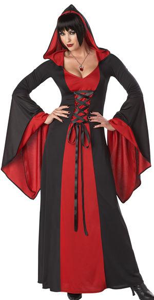 コスチューム LCC01148 Deluxe Hooded Robe