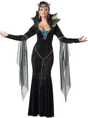 コスチューム LCC01231 Evil Sorceress Costume