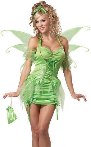 コスチューム LCC01220 Tinkerbell Fairy Deluxe Costume