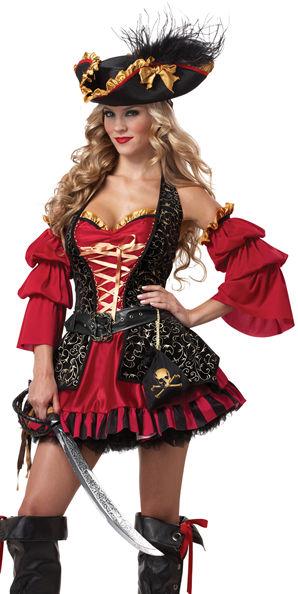 コスチューム LCC01196 Spanish Pirate Costume