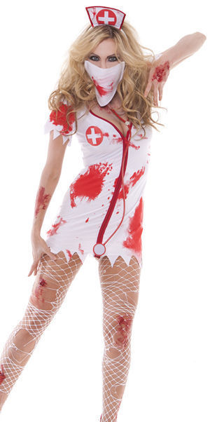 コスチューム LEM9855 3pc Bloodbath Betty Costume