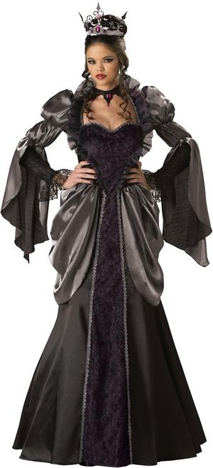コスチューム LIC1056 Wicked Queen Costume