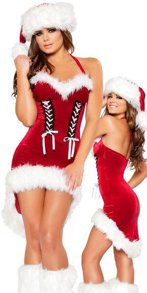 コスチューム LRBC151 1pc Santas Snowflake Costume