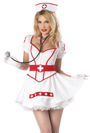 コスチューム LCC01169 Nurse Heart Breaker Costume
