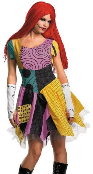 コスチューム LDS11834 Sally Sassy Adult Costume