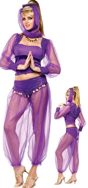 コスチューム LFU121764 Dreamy Genie Costume