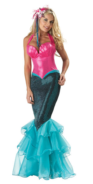 コスチューム LIC1033 Mermaid Costume