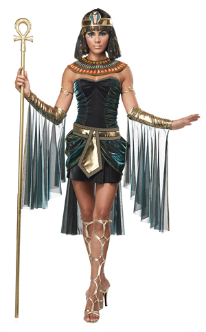 コスチューム LCC01271 Egypitian Goddess Costume