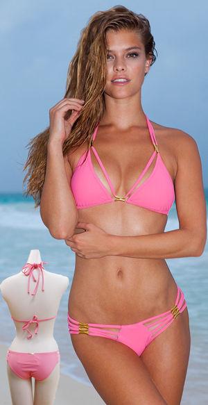 輸入水着 LSV4858LTC-4760LTC Diva Strappy Triangle Bikini