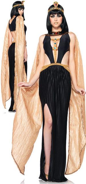 コスチューム LLA85307 Cleopatra Costume 2pc