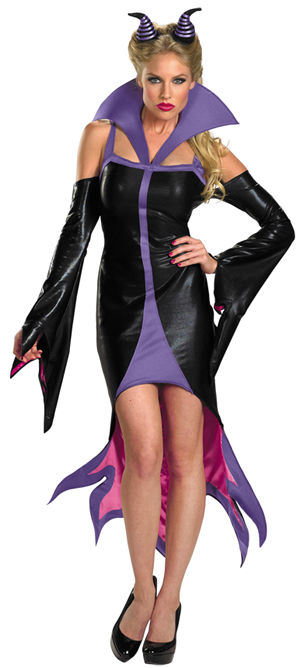 コスチューム LDS38057 Maleficent Sassy Costume
