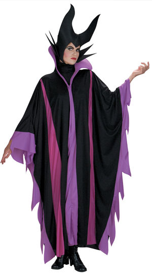 コスチューム LDS5093 Maleficent Deluxe Adult Costume