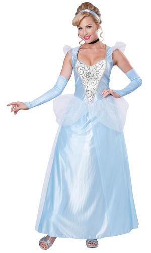 コスチューム LCC01345 Classic Cinderella Costume
