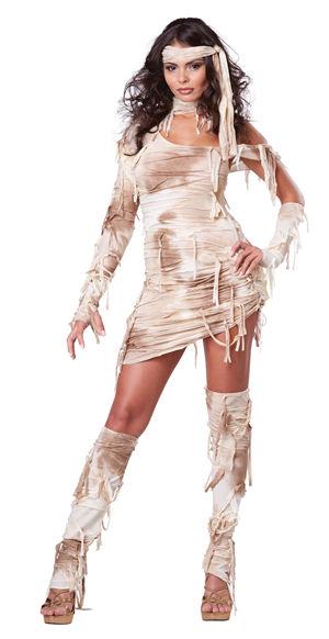 コスチューム LCC01366 Mystical Mummy Costume