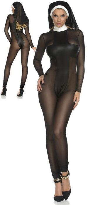 コスチューム LFP554632 Sinful Sister Costume