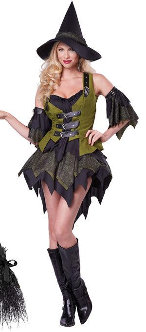 コスチューム LCC01343 Bewitching Babe Costume