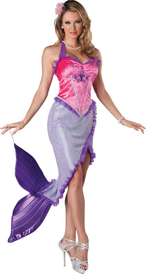 コスチューム LIC11071 Beautiful Mermaid Costume