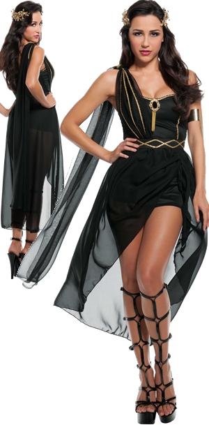 コスチューム LSNS3278 Dark Goddess Costume