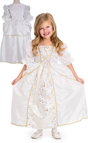 コスチューム LAD11291 Kids Bride Costume
