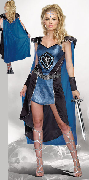 コスチューム LDG9824 King Slayer Female Costume