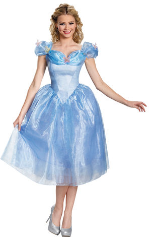 コスチューム LDS87039 Cinderella Movie Adult Costume
