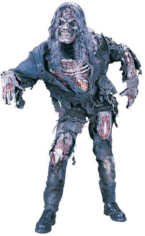 コスチューム LFU1111 Complete Zombie Costume