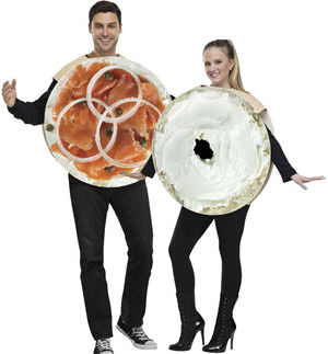 コスチューム LFU130974 Bagel and Lox Costume