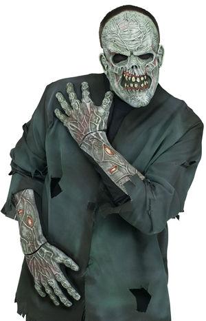 コスチューム LFU90195Z 3D Zombie Glove and Arm