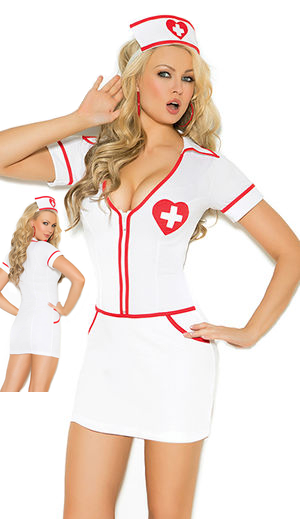 コスチューム LEM9096 Heart Throb Hottie Costume 2pc