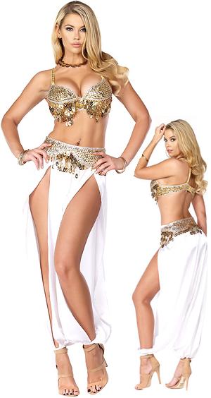 コスチューム LFP555259 Harem Nights Costume