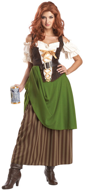 コスチューム LCC01159 Tavern Maiden Costume