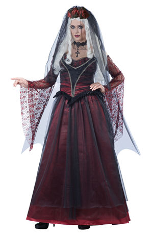 コスチューム LCC01503 Immortal Vampire Bride Costume