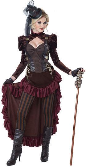 コスチューム LCC01573 Victorian Steampunk Costume