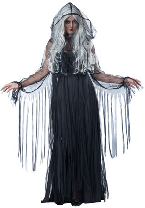コスチューム LCC01588 Vengeful Spirit Costume