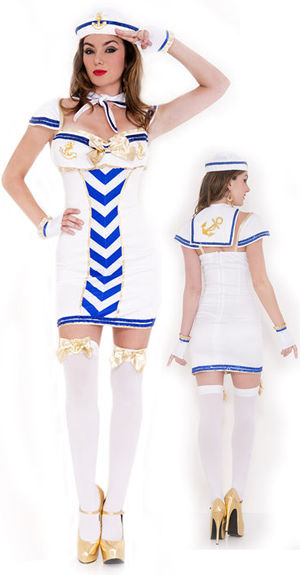 コスチューム LML70640 Anchors Away Costume