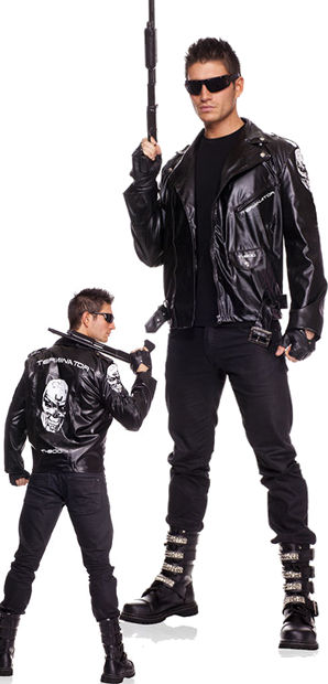 コスチューム LML76009 The Terminator Costume
