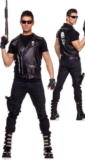 コスチューム LML76010 Terminator Vest Costume