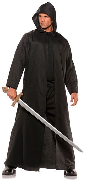 コスチューム LUW28671 Cloak Black