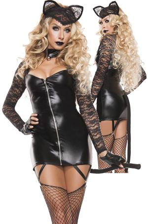 コスチューム LSNS5179 Feline Bandit Costume