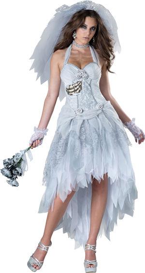 コスチューム LIC1112 Gorpse Bride Costume