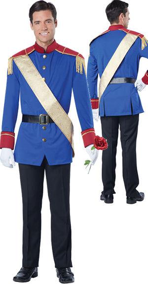 コスチューム LCC01507 Storybook Prince Costume