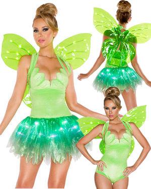 コスチューム LJVCC233 Faerie Costume