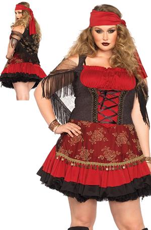 コスチューム LLA85381X Mystic Vixen Costume 2pc