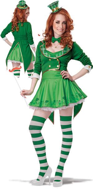 コスチューム LCC01307 Lucky Charm Costume