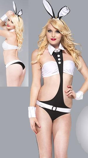 コスチューム LML70709 Delightful Bunny Lingerie Costume