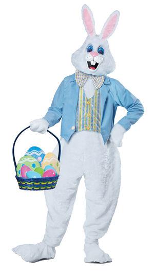コスチューム LCC01567 Deluxe Easter Bunny Costume