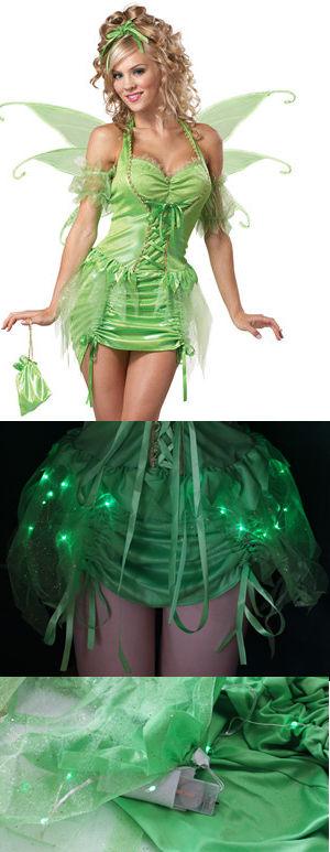 コスチューム LCC01220-PLED PlusLED Tinkerbell Fairy Costume