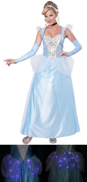 コスチューム LCC01345-PLED PlusLED Classic Cinderella Costume